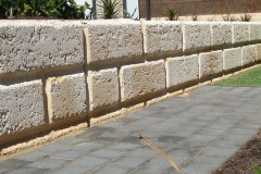 "Limestone Retaining Walls<span class=""small"">by experienced professionals</span>"